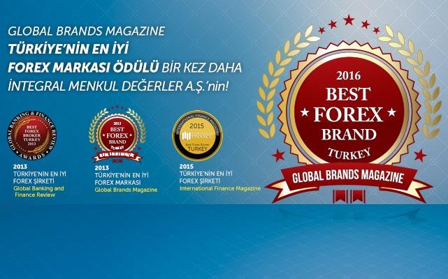 Türkiye'nin En İyi Forex Markası