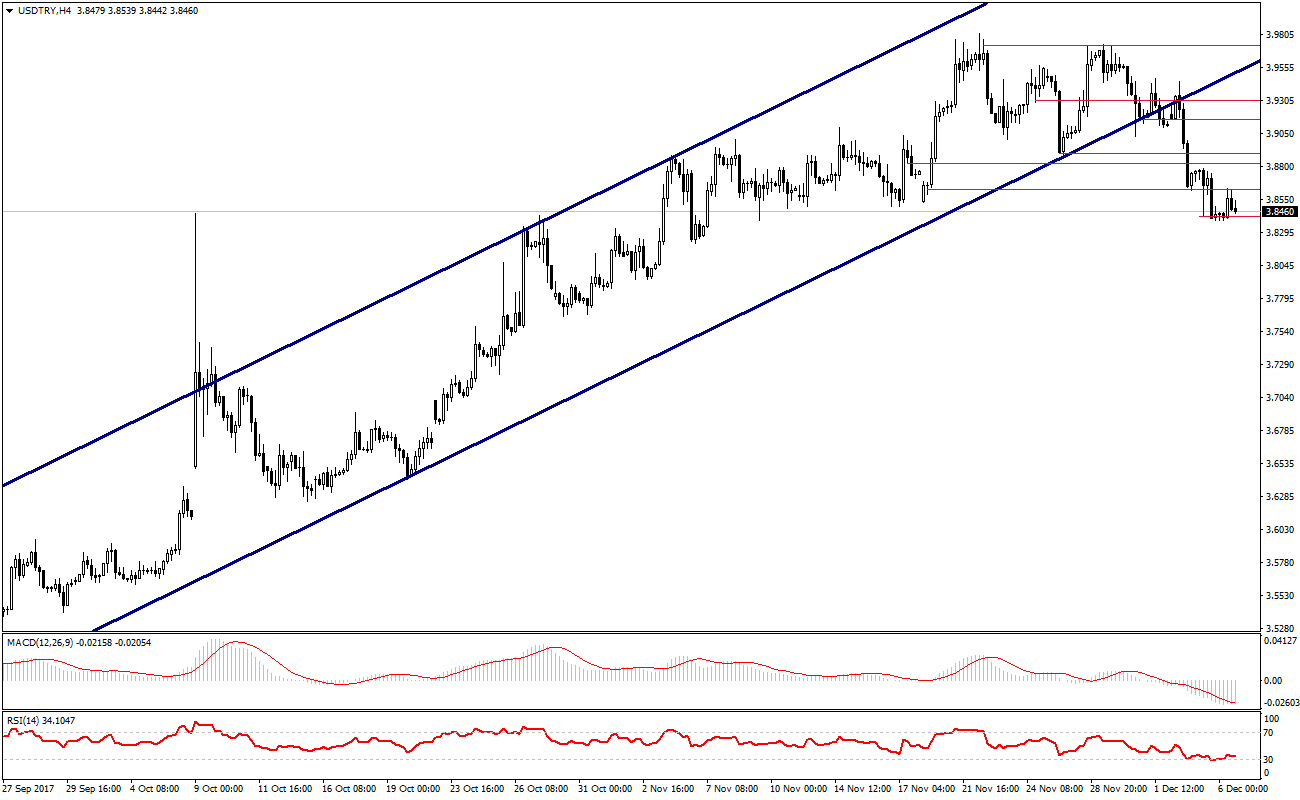 Forex risk analizi