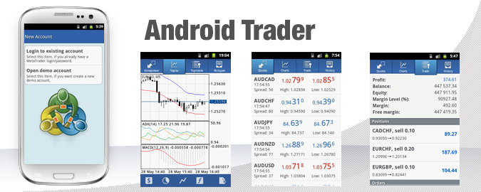 İntegral Android Trader